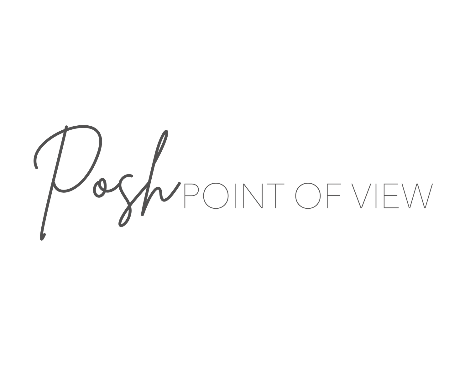 Posh Point of View